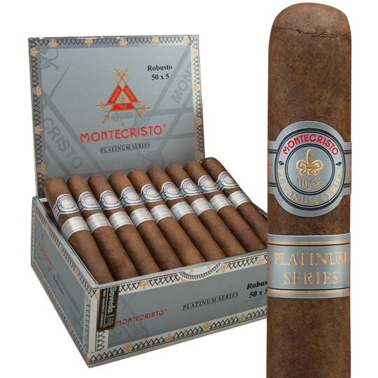 Montecristo Platinum Churchill