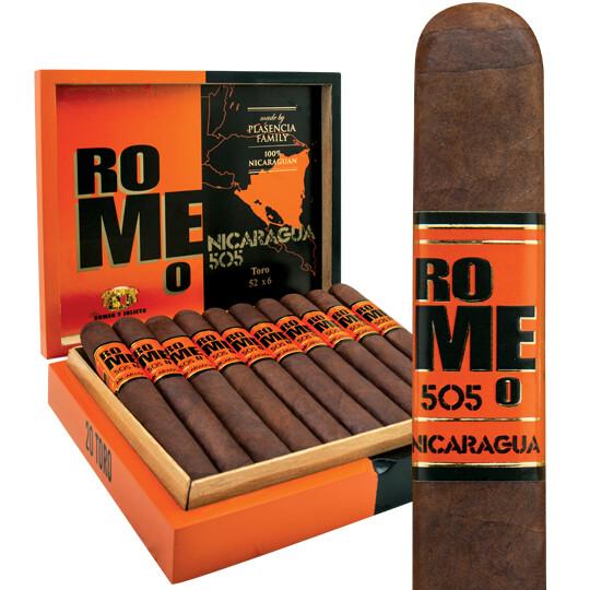 Romeo y Julieta 505 Nicaraguan Robusto