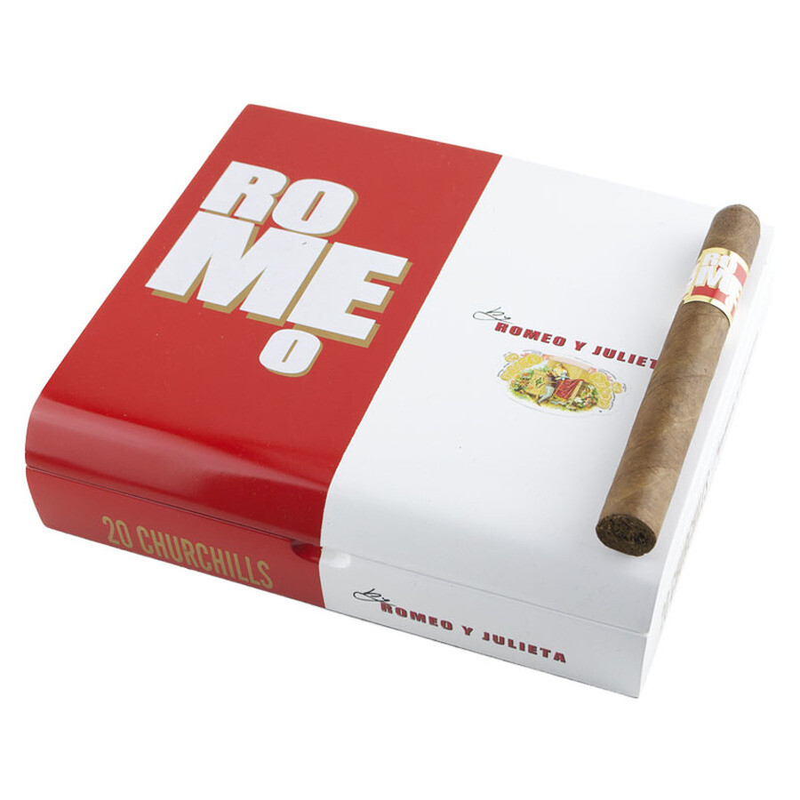 Romeo y Julieta Romeo Churchill