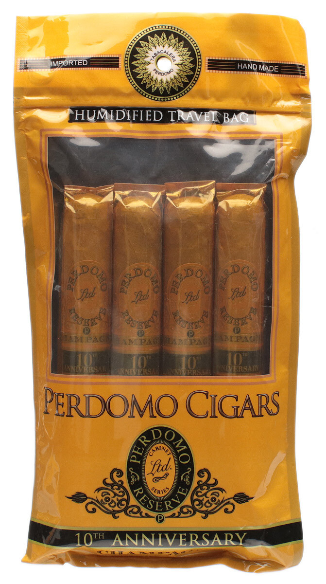 Perdomo Champagne Epicure 4-Pack