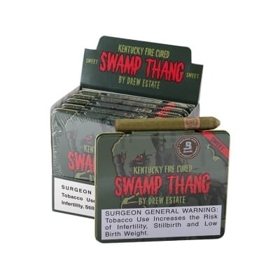 Kentucky Fire Cured Swamp Thing Sweet Tins