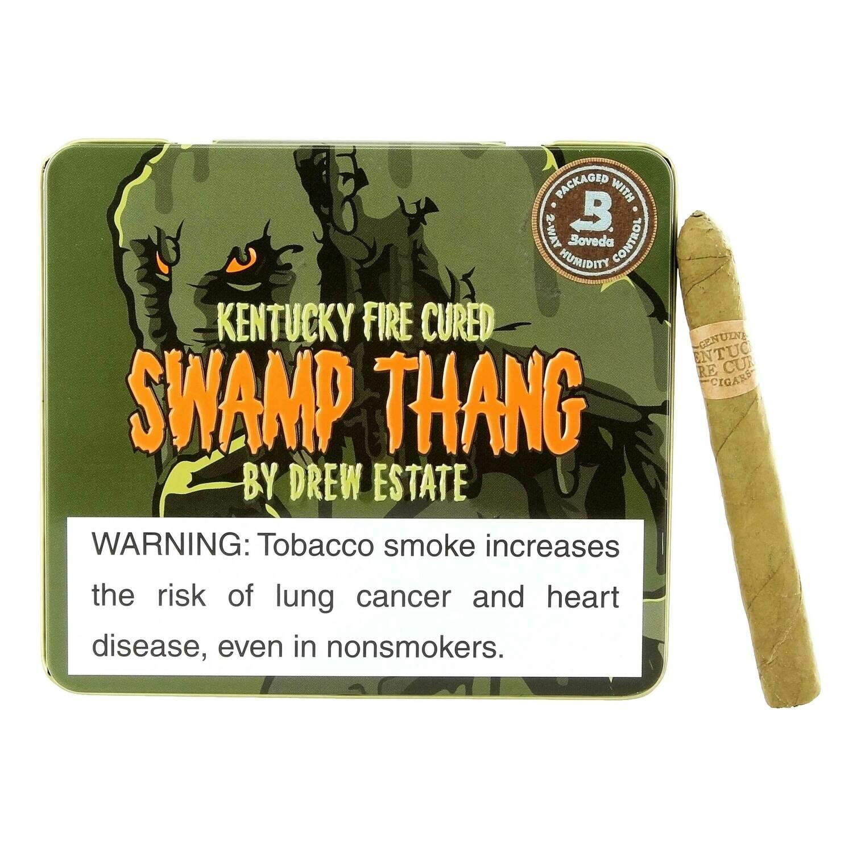 Kentucky Fire Cured Swamp Thang Tins
