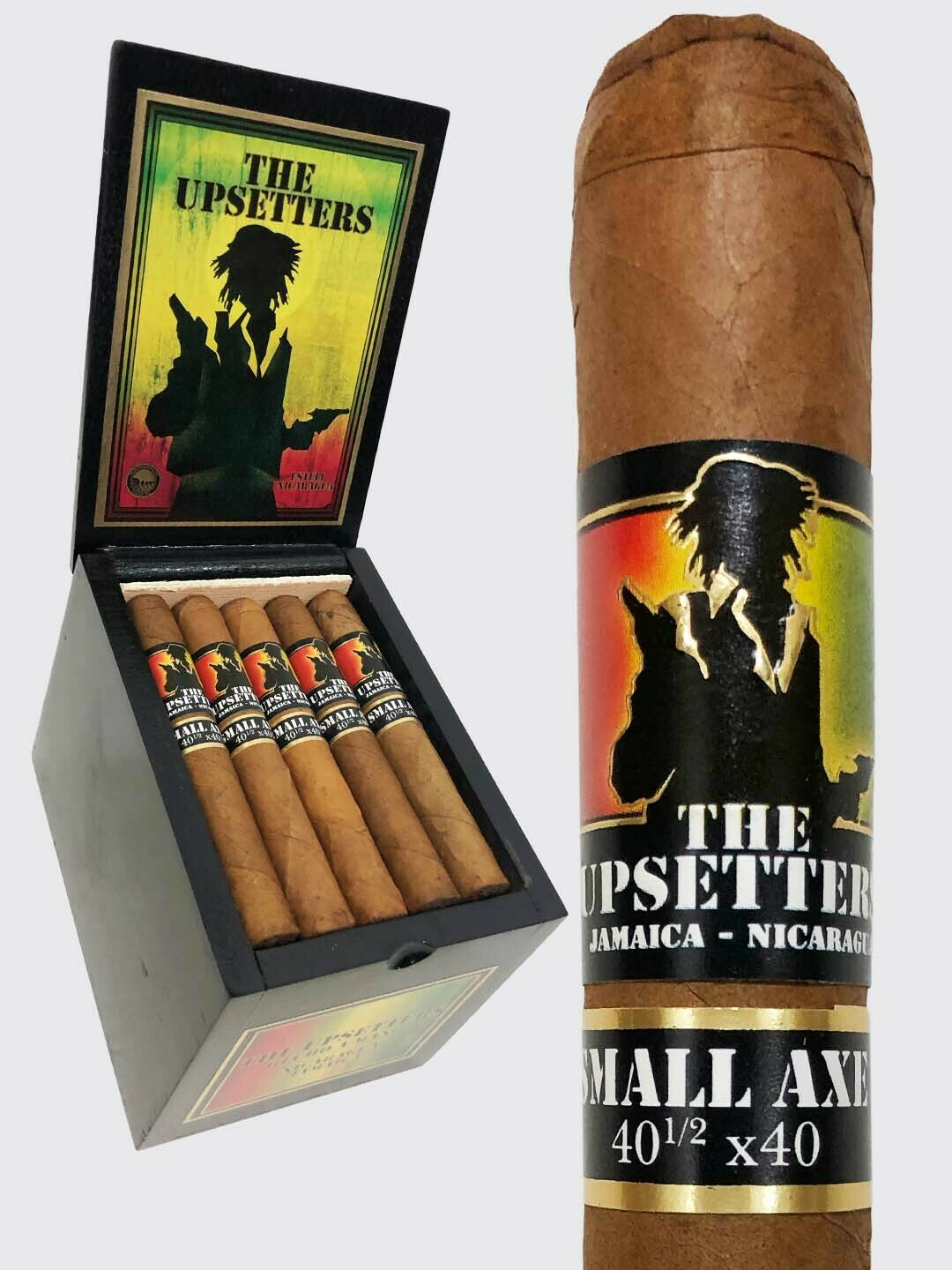 The Upsetters Small Axe Belicoso