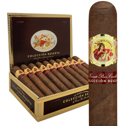 La Gloria Cubana Collecion Reserve Presidente