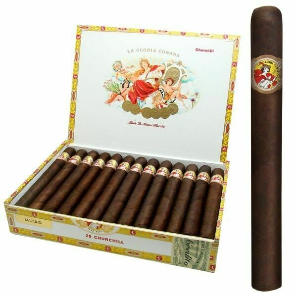 La Gloria Cubana Churchill Natural