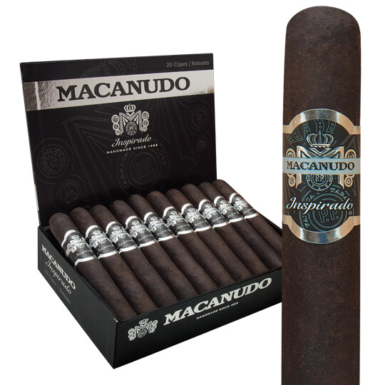 Macanudo Inspirado Black Churchill