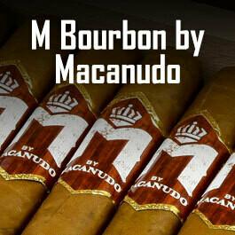 Macanudo 'M Bourbon' Toro