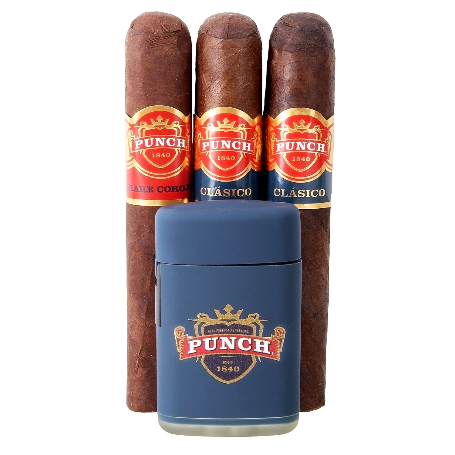 Punch 2019 Festivus 3-Pack (With Lighter)