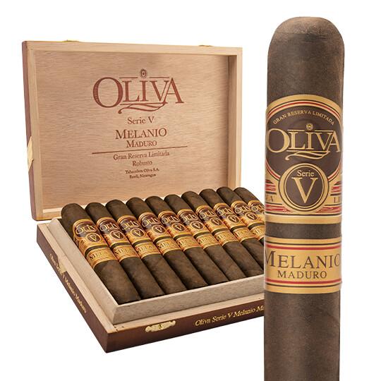 Oliva Serie V Melanio Maduro Double Toro