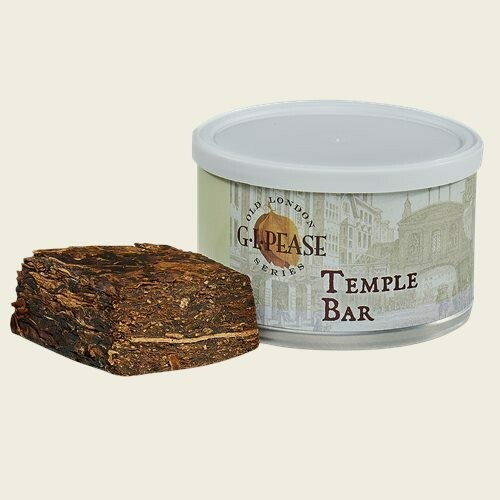 G.L. Pease Temple Bar - 2oz Tin