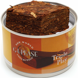 G.L. Pease Triple Play - 2oz Tin