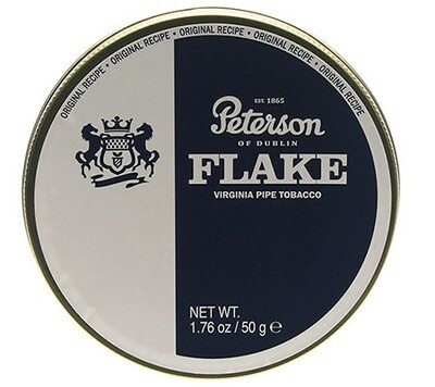 Peterson Flake 50g Tin
