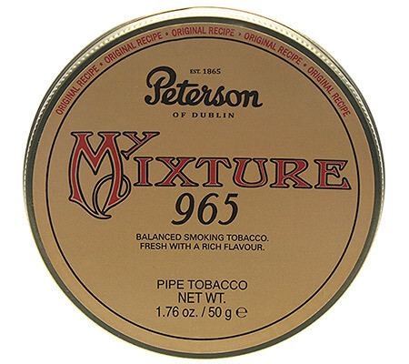 Peterson My Mixture 965 - 50g Tin