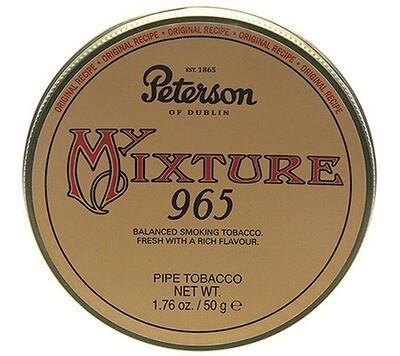 Peterson My Mixture 965 - 50g Tin