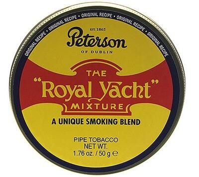 Peterson Royal Yacht - 50g Tin