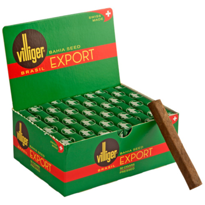 Villiger Export Brazilian 50ct Box