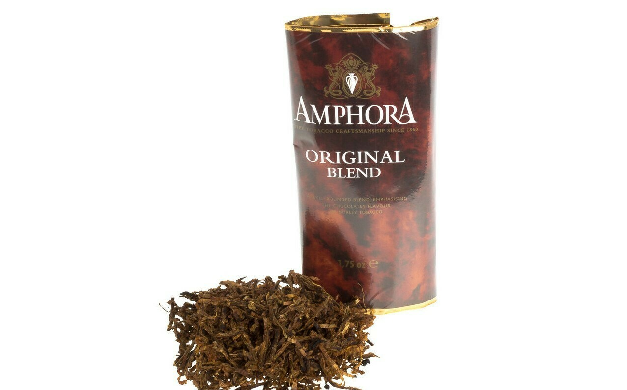 Mac Baren Amphora Original Blend - 1.75oz Pouch