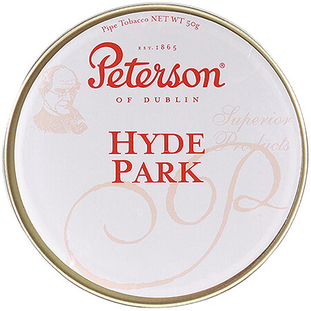 Peterson Hyde Park - 50g Tin