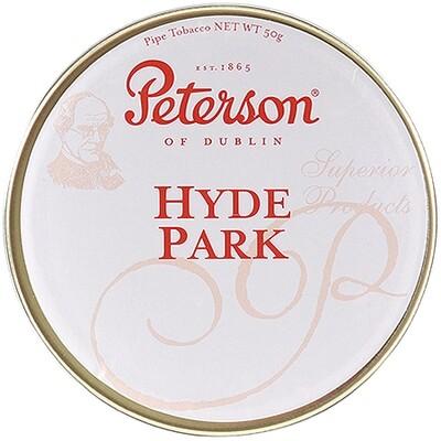 Peterson Hyde Park - 50g Tin