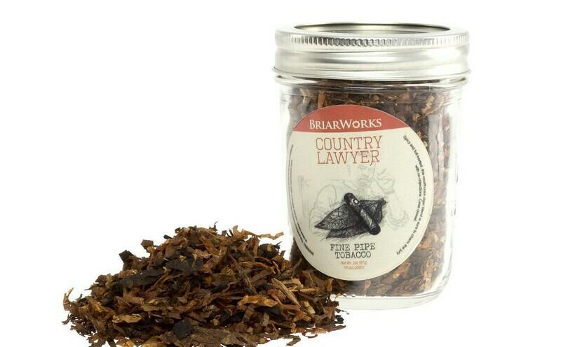 BriarWorks International Country Lawyer - 2oz Jar