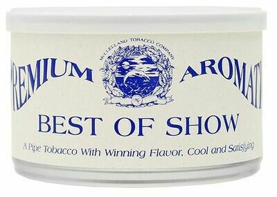 McClelland Premium Aromatic Best of Show - 50g Tin