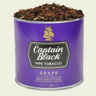 Lane Limited Captain Black Grape - 12oz Can