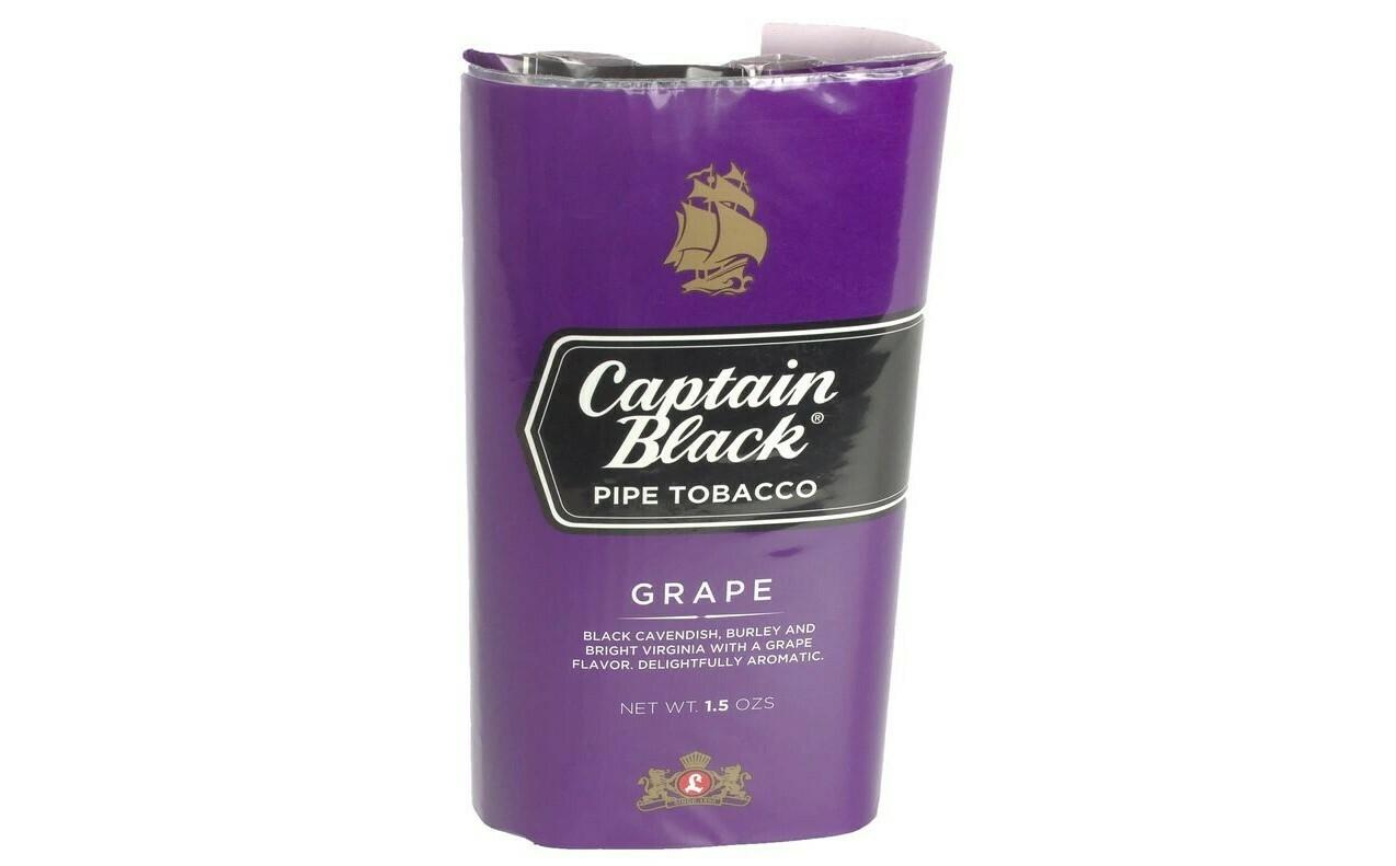 Lane Limited Captain Black Grape - 1.5oz Pouch