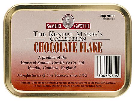 Samuel Gawith Collection Chocolate Flake - 50g Tin