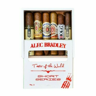 Alec Bradley Taste of the World Short Series