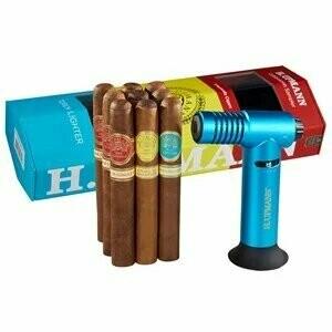 H. Upmann Collaboration Sampler (with Jet Torch Lighter)