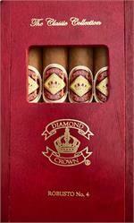 Diamond Crown Classic No. 4 Robusto Collection