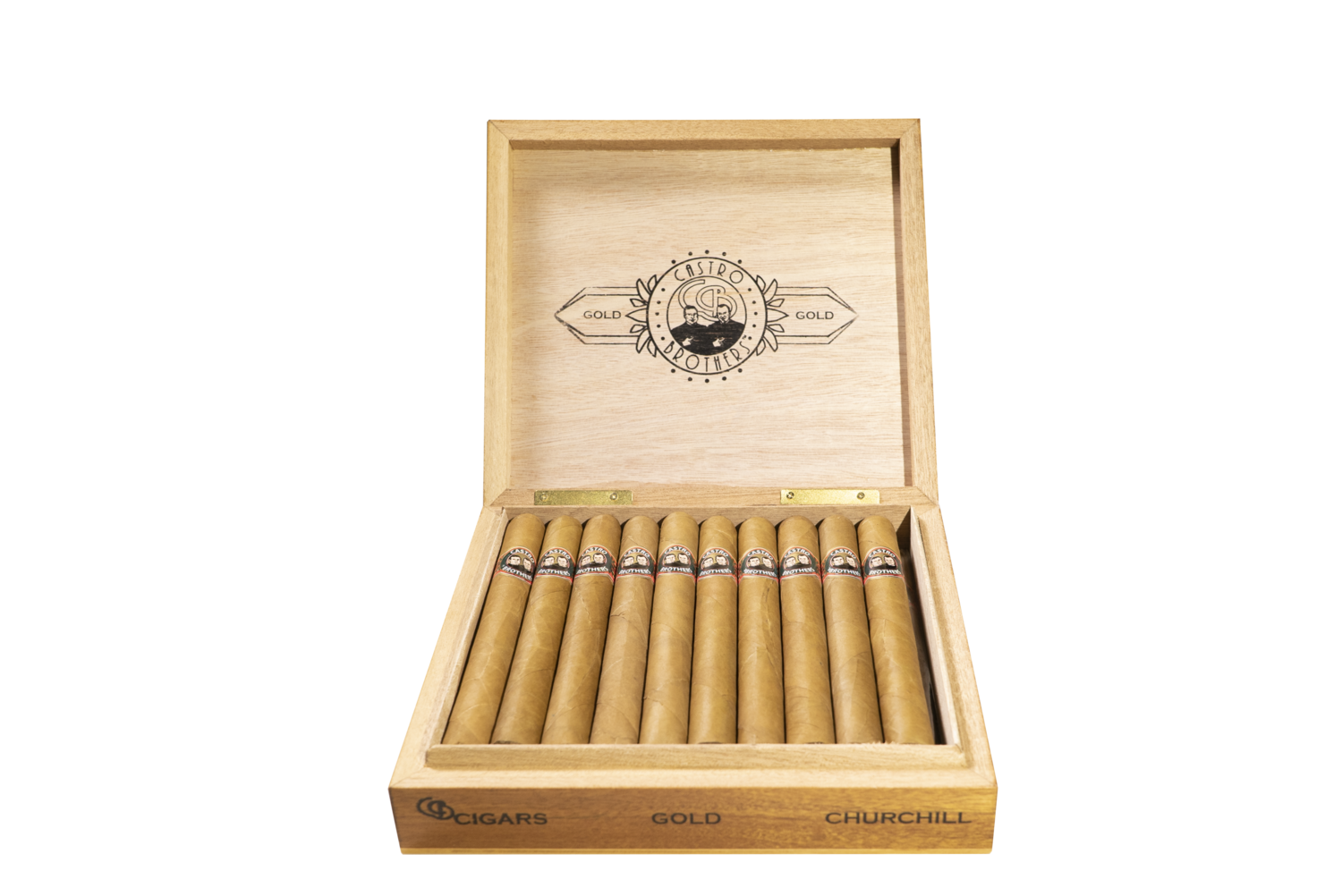 Castro Brothers Gold Robusto