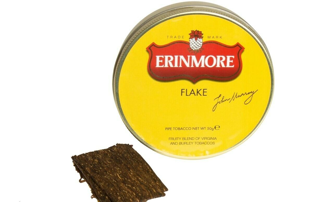 Erinmore Flake - 50g Tin