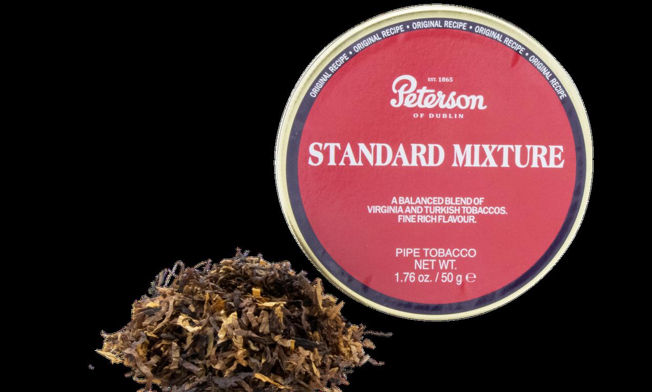Peterson Standard Mixture - 50g Tin