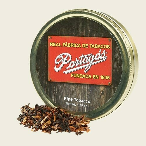 Lane Limited Partagas Pipe Tobacco - 50g Tin