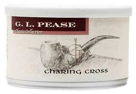 G.L. Pease Charing Cross - 2oz Tin