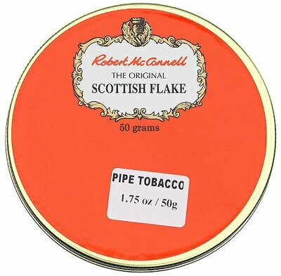 Robert McConnell Scottish Flake - 50g Tin