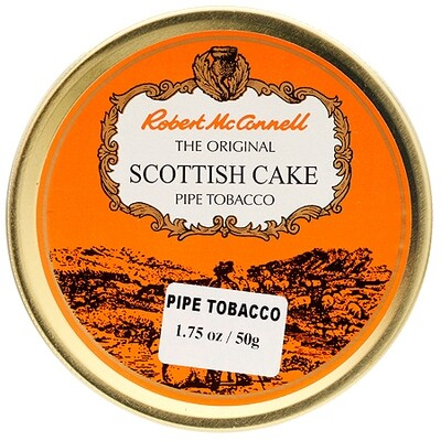 Robert McConnell Scottish Cake - 50g Tin