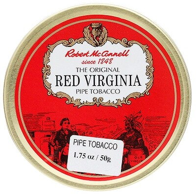 Robert McConnell Red Virginia - 50g Tin
