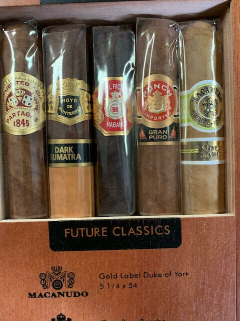 General Cigars Future Classics 5-Count Sampler