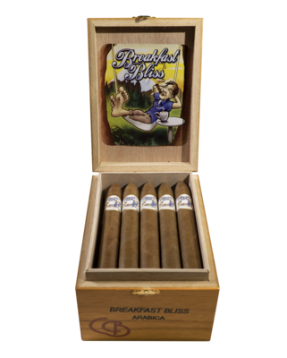 Breakfast Bliss Robusto (Boxes of 20)
