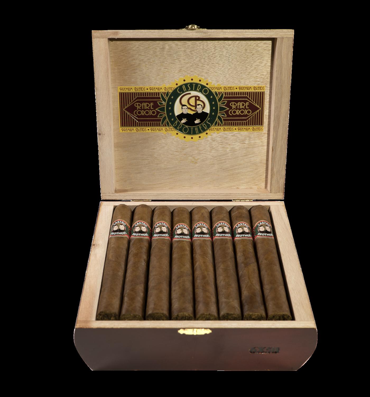Castro Brothers Corojo Robusto 5x50 (Box of 25)