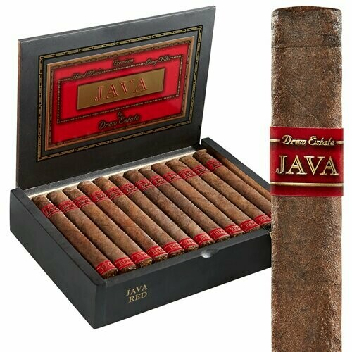 Java Red Robusto - by Drew Estate