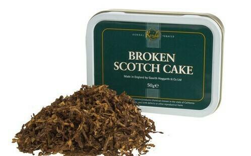 Gawith Hoggarth & Co. Broken Scotch Cake - 50g Tin