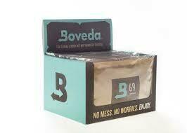 Boveda Pack 69% 60 Gram 12-Pack