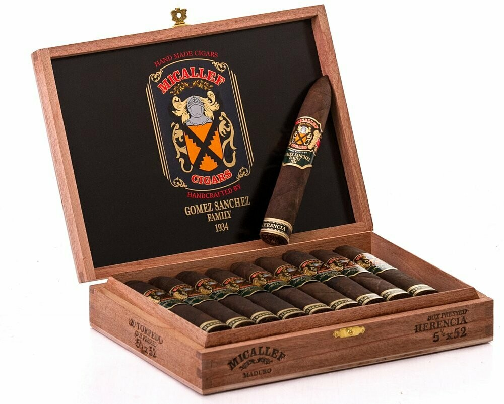 Micallef Herencia Maduro Torpedo Bundle