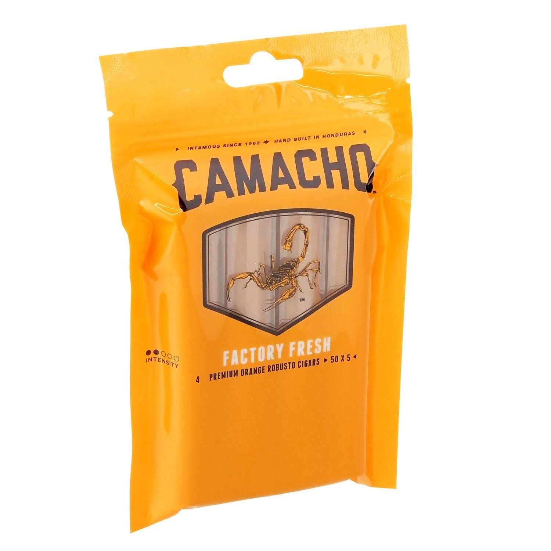 Camacho Connecticut Robusto Fresh Pack