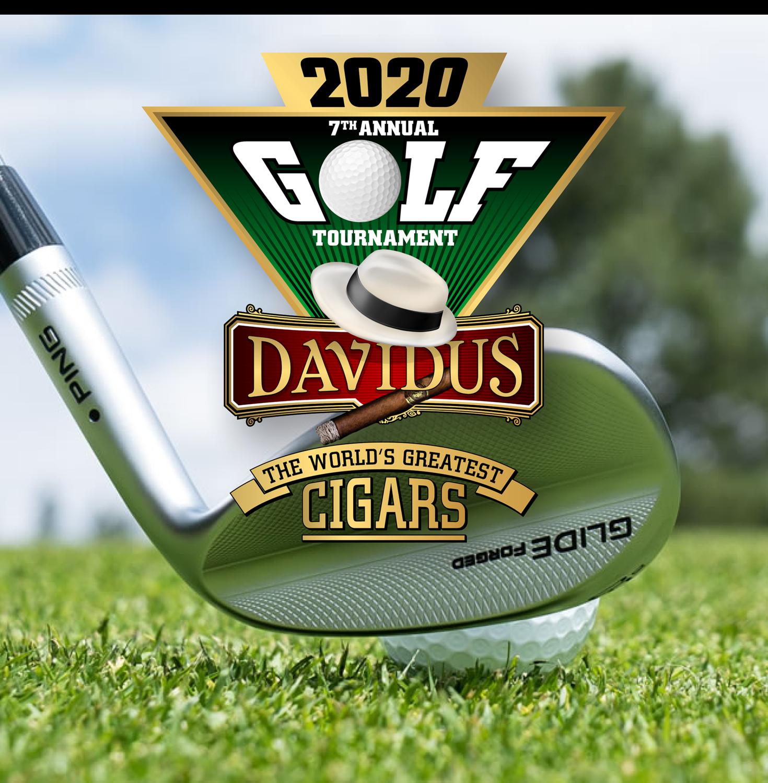 Davidus Cigars Annual Golf Tournament 2020 - Foursome Ticket