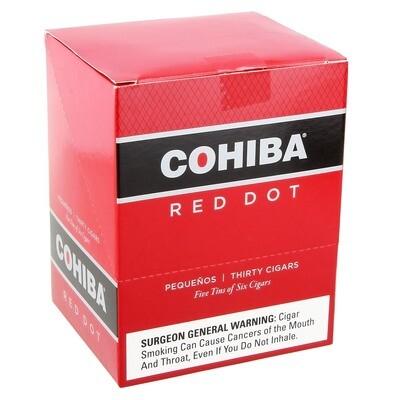 Cohiba Red Dot Pequenos Tin