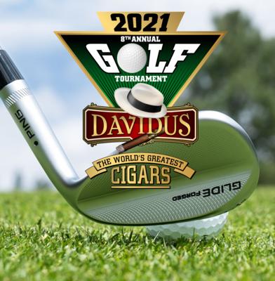 Davidus Cigars Annual Golf Tournament 2021 - Dinner Ticket